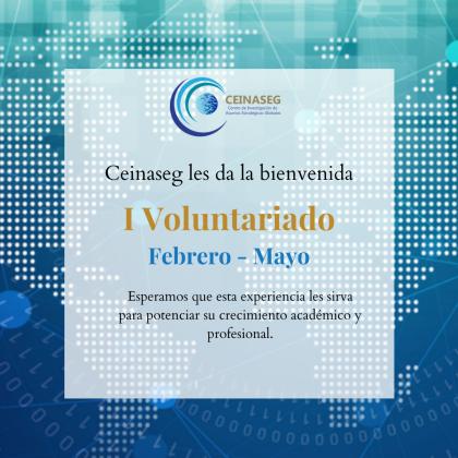 Primera generación de voluntarios de Ceinaseg